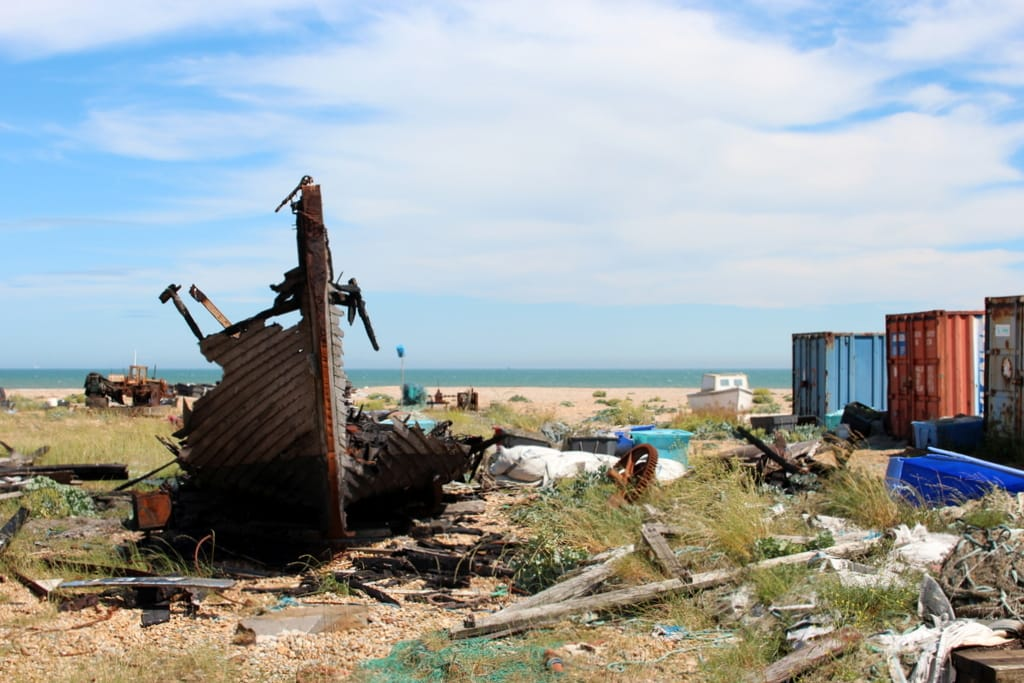 Dungeness | Things to do in Dungeness | Visit Kent | Lyndsey Haskell Travel Photography